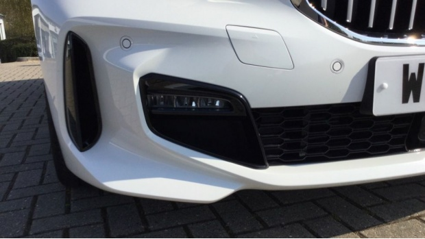 2021 BMW 118i M Sport (White) - Image: 28