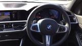 2021 BMW 320d M Sport Saloon (White) - Image: 5