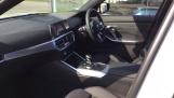 2021 BMW 320d M Sport Saloon (White) - Image: 7