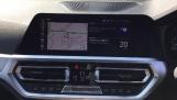 2021 BMW 320d M Sport Saloon (White) - Image: 8