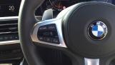 2021 BMW 320d M Sport Saloon (White) - Image: 17