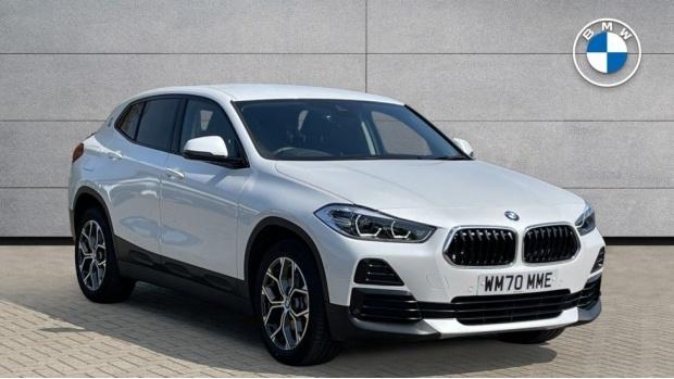 2021 BMW SDrive20i Sport (White) - Image: 1