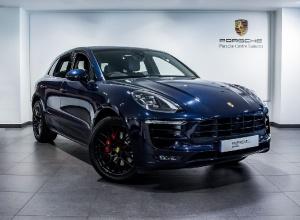 2018 Porsche Macan GTS PDK 5-door