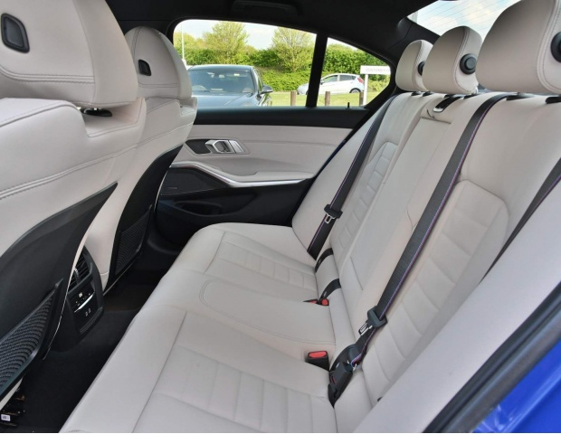 2021 BMW M340i MHT Auto xDrive 4-door  - Image: 24