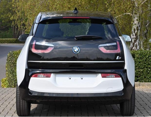 2021 BMW 42.2kWh Auto 5-door (White) - Image: 6