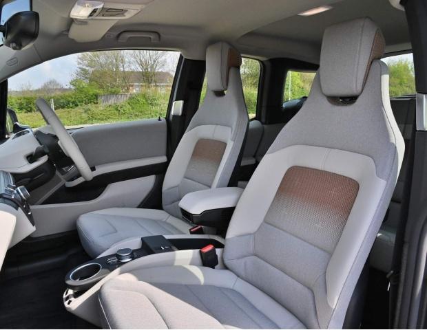 2021 BMW 42.2kWh Auto 5-door (White) - Image: 31
