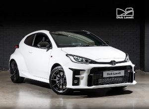 2021 Toyota Yaris GR Circuit 3-door