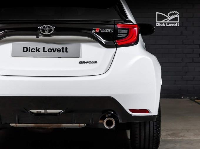 2021 Toyota GR Circuit 3-door (White) - Image: 11