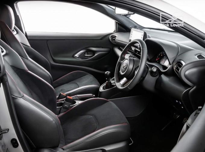 2021 Toyota GR Circuit 3-door (White) - Image: 4