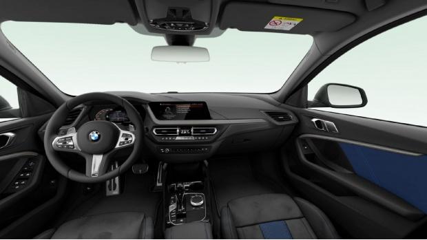 2021 BMW M135i Auto xDrive 5-door (White) - Image: 5