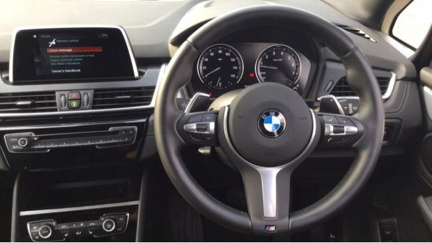 2020 BMW 220i M Sport Gran Tourer (Grey) - Image: 5