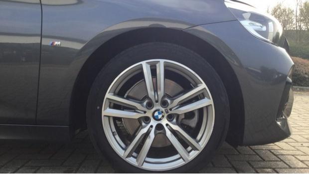 2020 BMW 220i M Sport Gran Tourer (Grey) - Image: 14