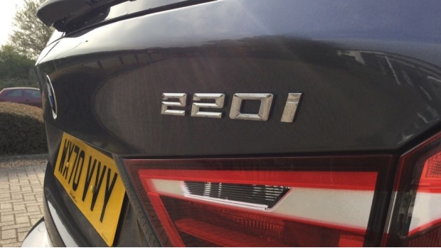 2020 BMW 220i M Sport Gran Tourer (Grey) - Image: 29