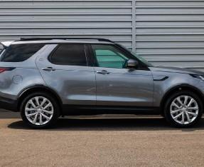 2021 Land Rover D300 MHEV SE Auto 4WD EU6 5-door (Grey) - Image: 5