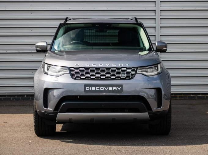 2021 Land Rover D300 MHEV SE Auto 4WD EU6 5-door (Grey) - Image: 6