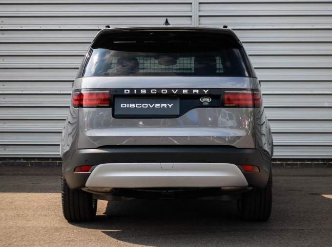2021 Land Rover D300 MHEV SE Auto 4WD EU6 5-door (Grey) - Image: 7