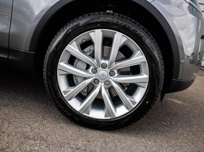 2021 Land Rover D300 MHEV SE Auto 4WD EU6 5-door (Grey) - Image: 8