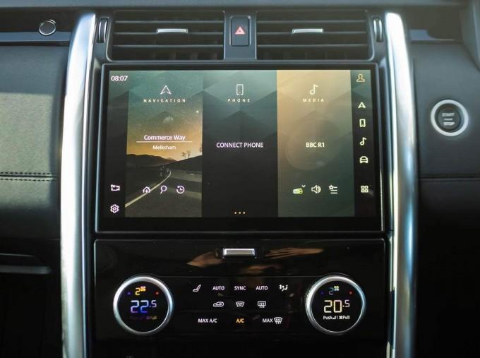 2021 Land Rover D300 MHEV SE Auto 4WD EU6 5-door (Grey) - Image: 10