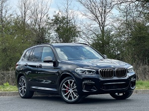 2021 BMW X3 M40i Auto xDrive 5-door