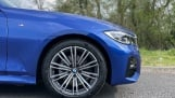 2021 BMW 320i M Sport Auto xDrive 4-door (Blue) - Image: 15