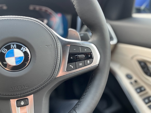 2021 BMW 320i M Sport Auto xDrive 4-door (Blue) - Image: 18