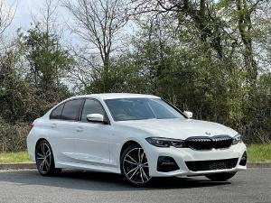 2021 BMW 3 Series 320i M Sport Auto 4-door