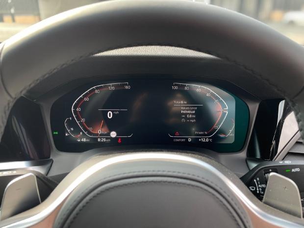 2021 BMW 320i M Sport Auto 4-door (White) - Image: 9