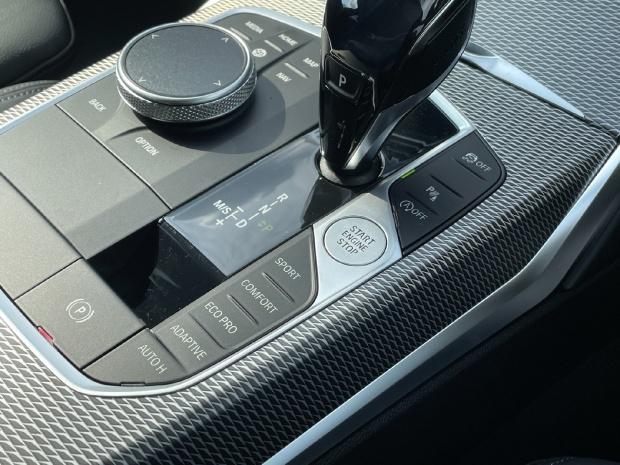 2021 BMW 320i M Sport Auto 4-door (White) - Image: 10