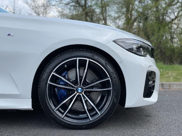 2021 BMW 320i M Sport Auto 4-door (White) - Image: 14