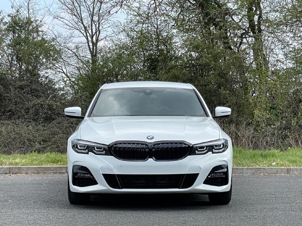 2021 BMW 320i M Sport Auto 4-door (White) - Image: 16
