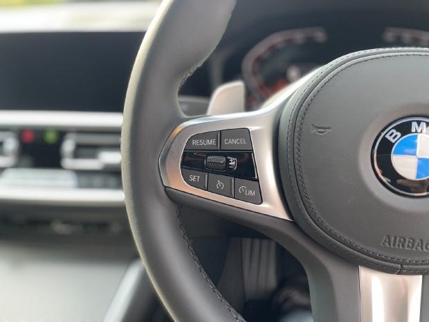 2021 BMW 320i M Sport Auto 4-door (White) - Image: 20