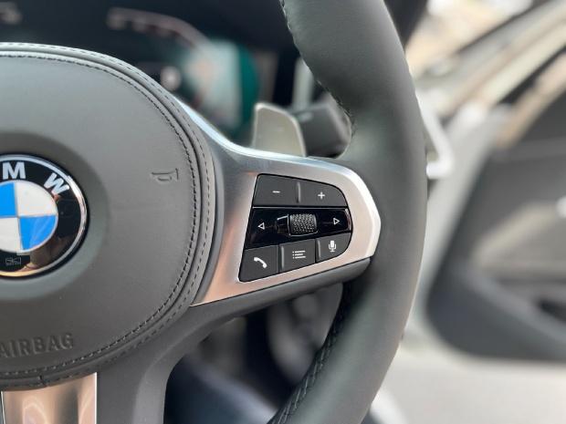 2021 BMW 320i M Sport Auto 4-door (White) - Image: 21