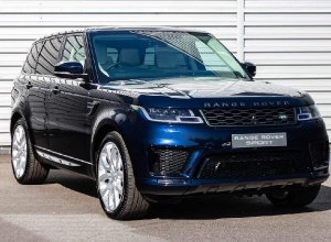 2021 Land Rover Range Rover Sport D300 MHEV HSE Dynamic Auto 4WD 5-door