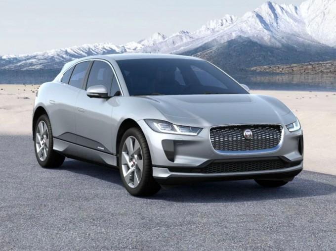 2021 Jaguar 90kWh SE Auto 4WD 5-door (Grey) - Image: 1