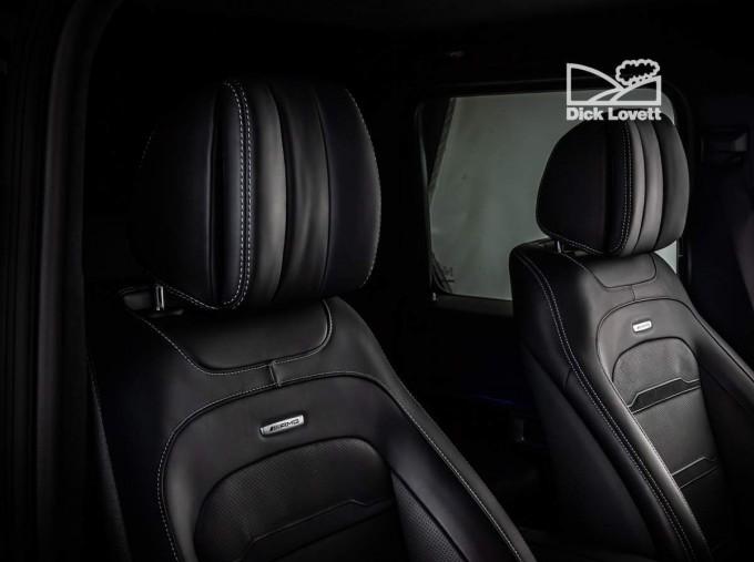 2019 Mercedes-Benz G63 V8 BiTurbo AMG SpdS+9GT 4WD 5-door (Black) - Image: 6