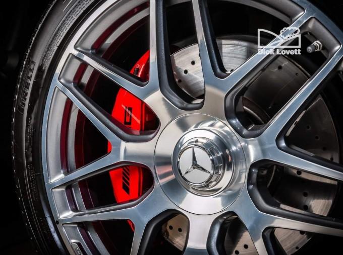 2019 Mercedes-Benz G63 V8 BiTurbo AMG SpdS+9GT 4WD 5-door (Black) - Image: 15