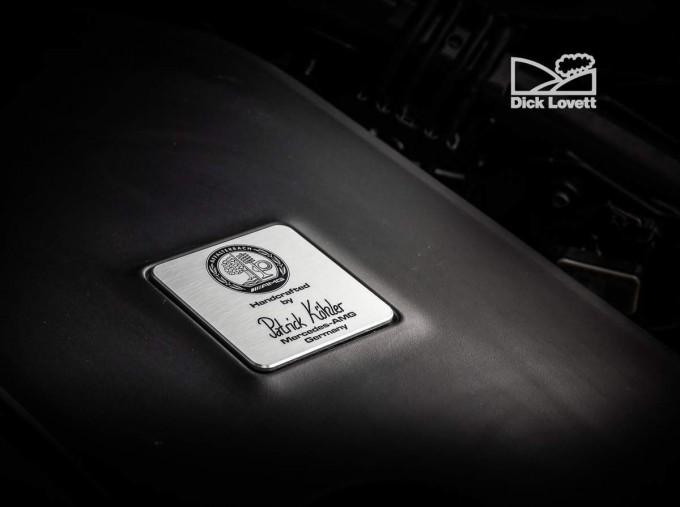 2019 Mercedes-Benz G63 V8 BiTurbo AMG SpdS+9GT 4WD 5-door (Black) - Image: 20