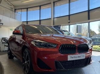 2021 BMW X2 18i M Sport DCT sDrive 5-door