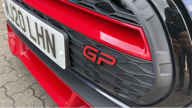 2020 MINI John Cooper Works GP (Grey) - Image: 34