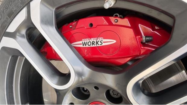 2020 MINI John Cooper Works GP (Grey) - Image: 36