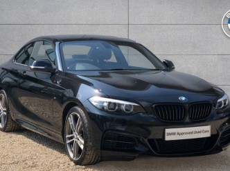 2019 BMW 2 Series M240i Coupe 2-door