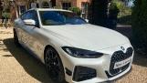 2021 BMW 420d MHT M Sport Auto xDrive 2-door (White) - Image: 1