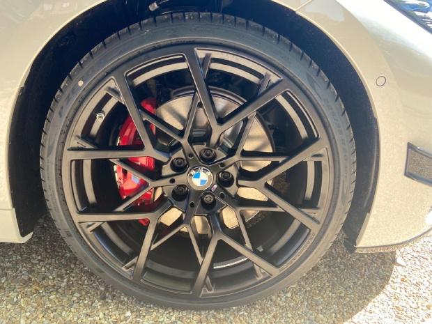 2021 BMW 420d MHT M Sport Auto xDrive 2-door (White) - Image: 3