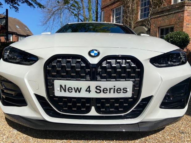 2021 BMW 420d MHT M Sport Auto xDrive 2-door (White) - Image: 6