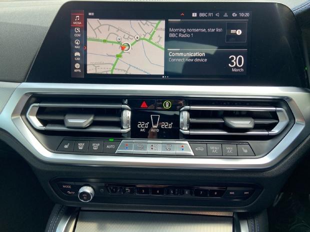 2021 BMW 420d MHT M Sport Auto xDrive 2-door (White) - Image: 12