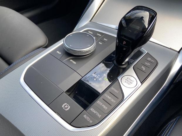 2021 BMW 420d MHT M Sport Auto xDrive 2-door (White) - Image: 15