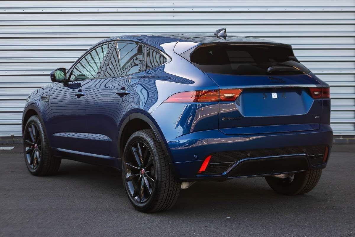 2021 Jaguar E-Pace R-Dynamic SE 204PS Auto 5-door Bluefire - £44,499 | Dick Lovett Jaguar Melksham