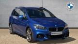2017 BMW 218d M Sport Gran Tourer (Blue) - Image: 1