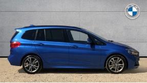 2017 BMW 218d M Sport Gran Tourer (Blue) - Image: 3