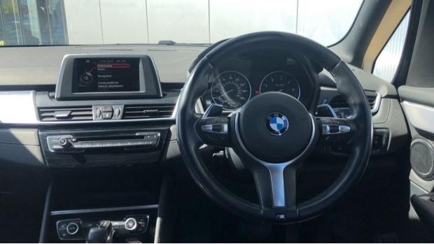 2017 BMW 218d M Sport Gran Tourer (Blue) - Image: 5